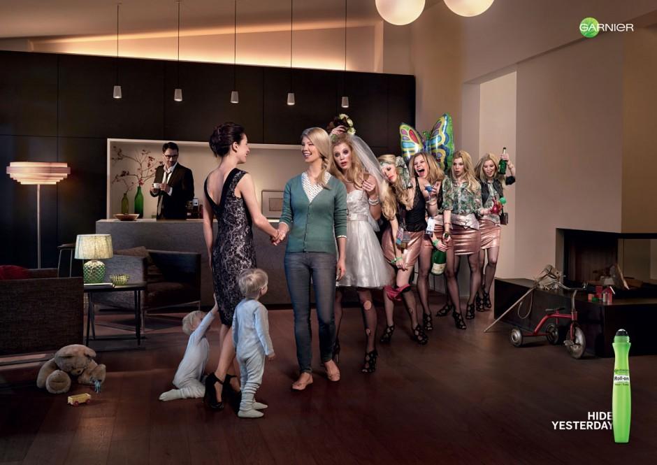 Babysitter, 2013, Werbung für Corporativo L'Oréal Mexico, Radiance Caffeine Eye Roll-on for Men, ausgezeichnet als Bronze Lion Campaign, 2014