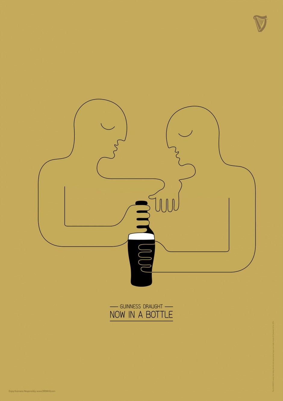 Cinq, 2013, Werbung für Asia Pacific Breweries Singapore, Guinness, ausgezeichnet als Gold Lion Campaign, 2014