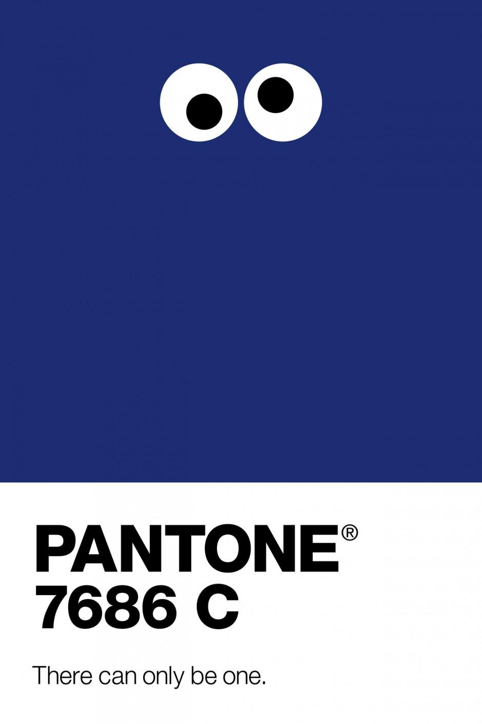 7686 C, China, in Auftrag gegeben von Pantone ausgezeichnet als Bronze Lion Campaign, 2014