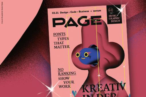 Kreativ in der Krise, das PAGE-Titelthema