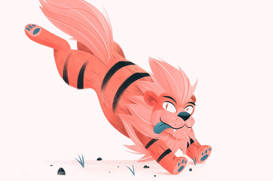 Das Studio Muti hat seine Lieblings-Pokémons neu in Szene gesetzt