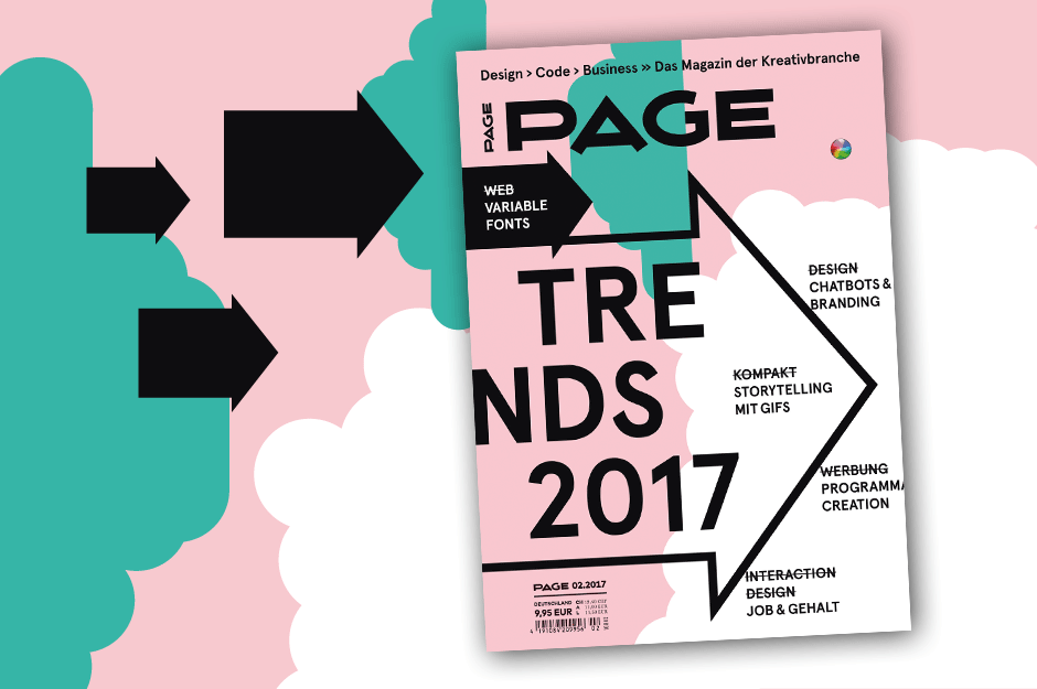 Titelthema: Trends in der Kommunikationsbranche 2017