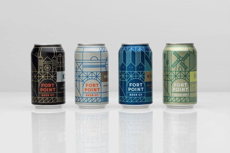 Einzigartiges Corporate Design für eine ungewöhnliche Brauerei