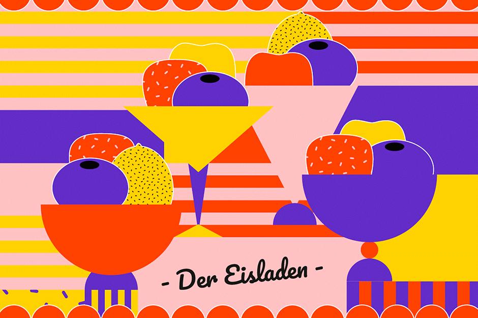 Porträt der Woche: Illustrationen und Design von Tanja Hildebrandt