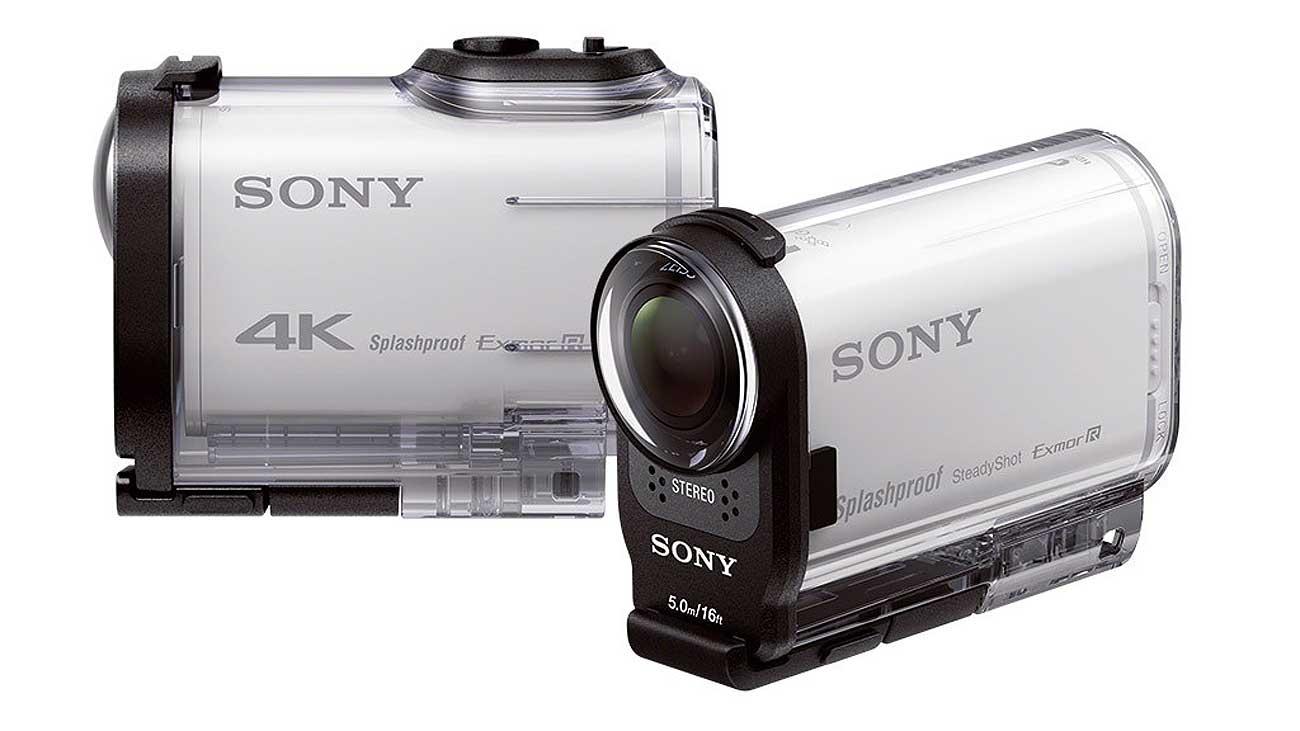 Sony-FDR-X1000VR