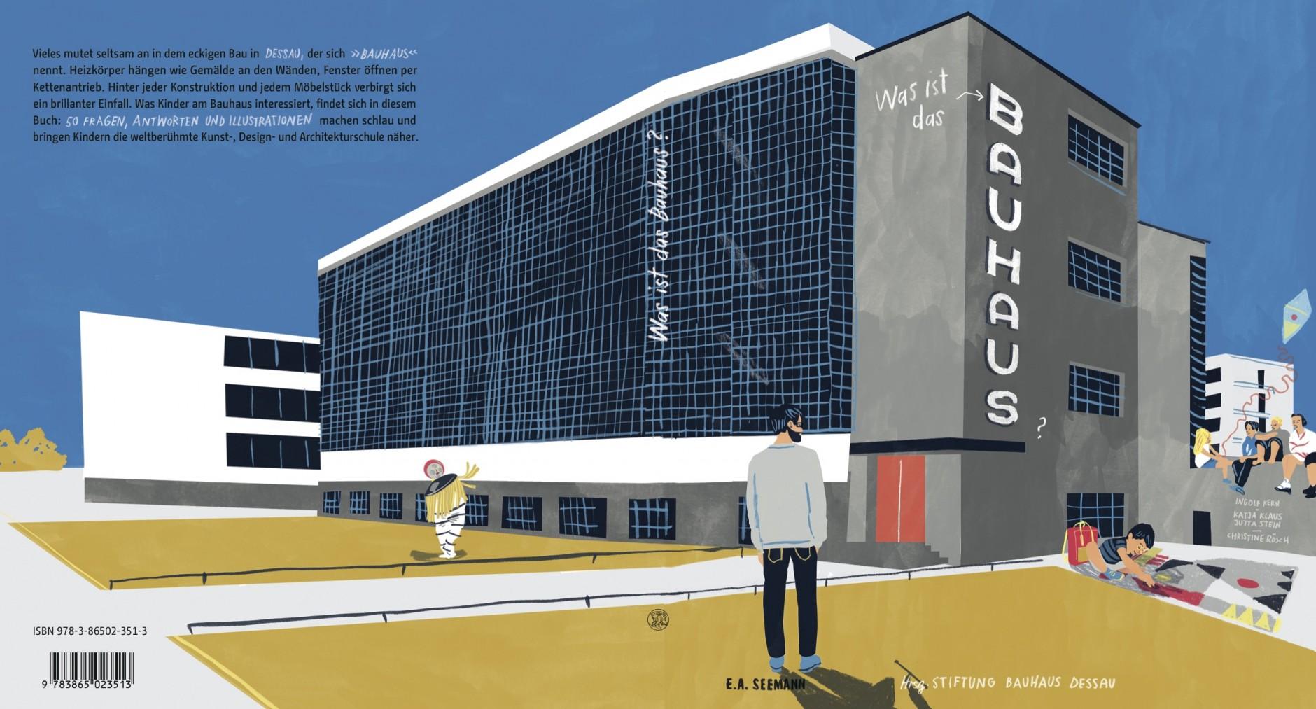 Bauhaus – das Cover