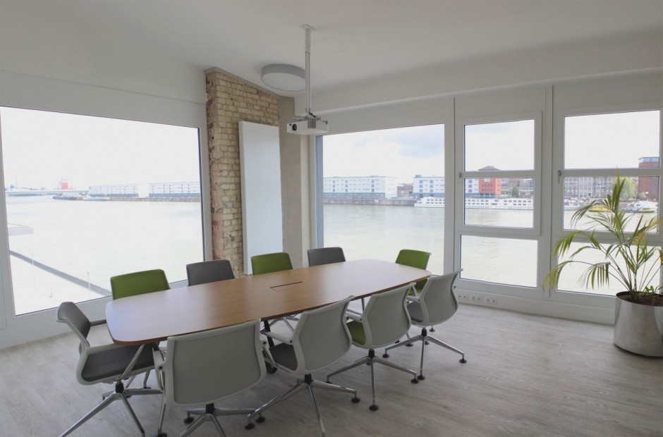 Arbeitsplatz Konferenzraum
