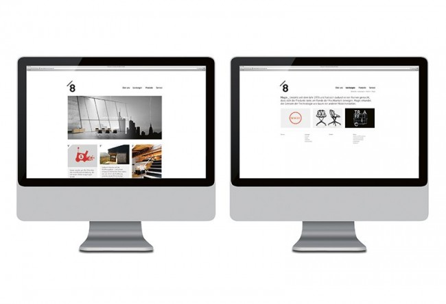 Einrichtungshaus Halbacht Betreibt Storytelling Page Online