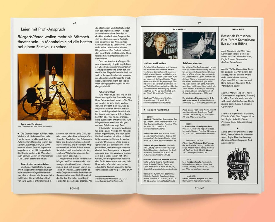 Relaunch Kultur Spiegel