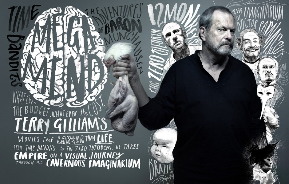 Terry Gilliam, Self Assignment, Februar 2009