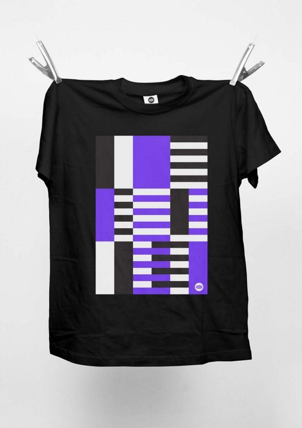 HelloMe Warp Branding Advert Shirt