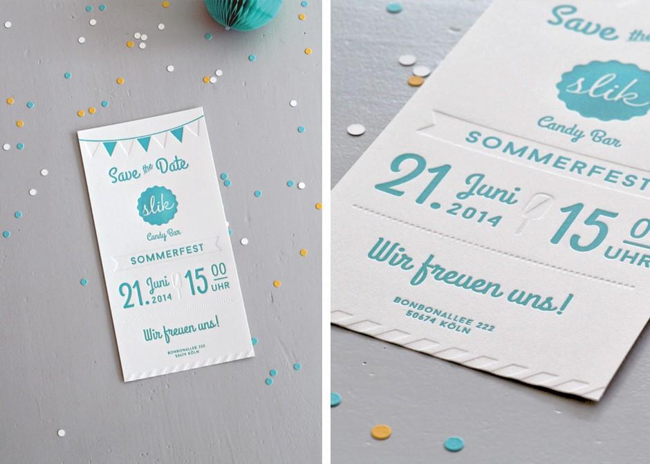 Box mit Letterpress-Druckmustern für den Papiergroßhändler Antalis (2013)