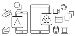 Apps, Appdesign, Apps für Kreative