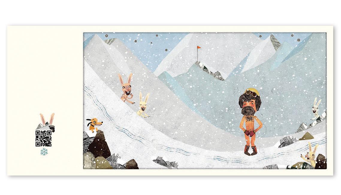Illustration und Buchgestaltung – Julia Neuhaus | Konzept, Geschichten sowie Trickfilme – Till Penzek