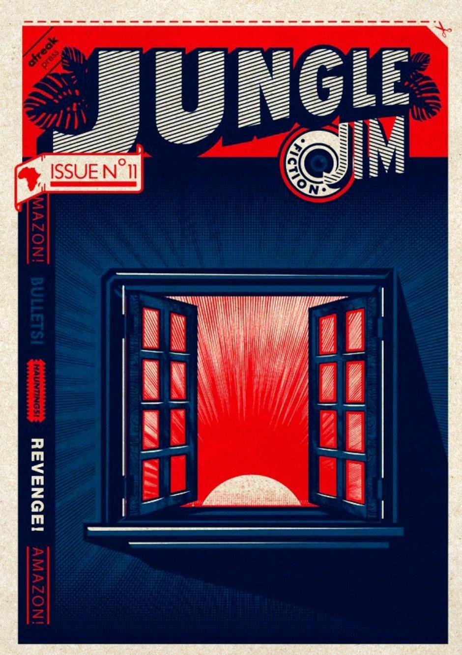 Jenna Bass, Hannes Bernard, »Jungle Jim - African Pulp Fiction«, No 11, 2013, Magazin