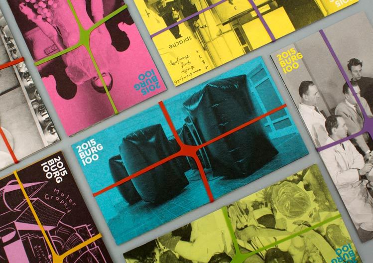 Postkarten von Wolfgang Schwärzler und Wolfgang Hückel Foto: Matthias Ritzmann