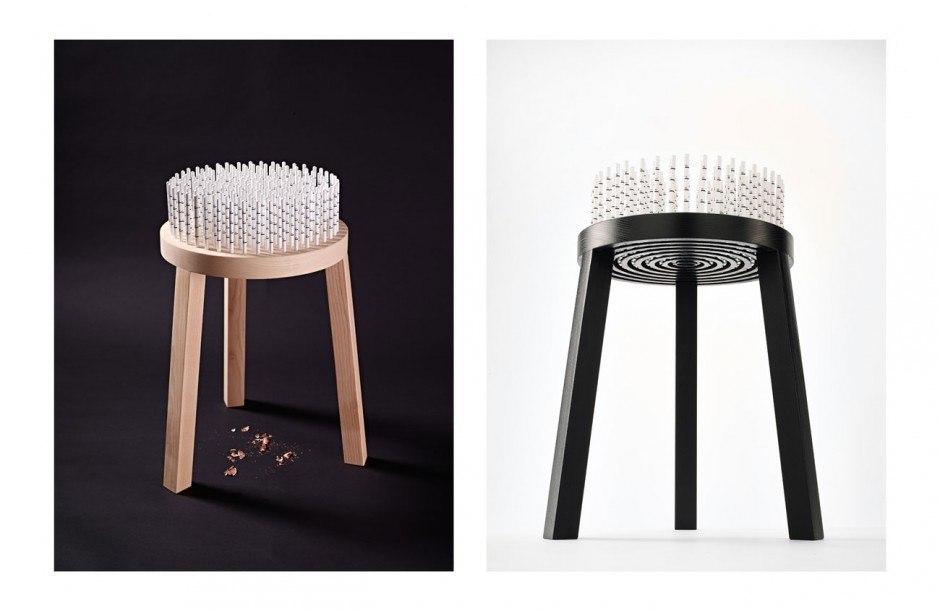 Fakir stool