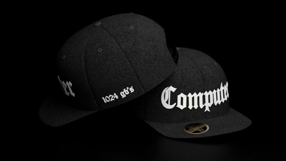 Computer Snapback Cap