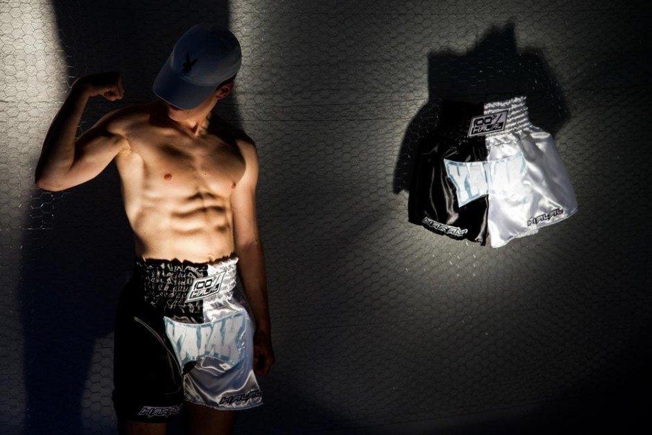 Yarak Kickboxhose