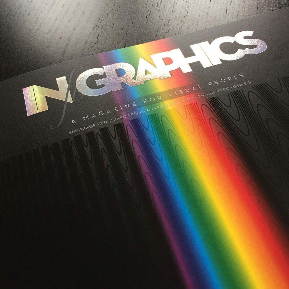 Das neue In Graphics-Magazin