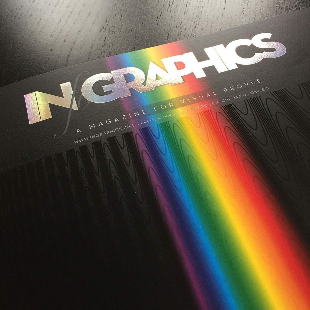 Das neue In Graphics-Magazin