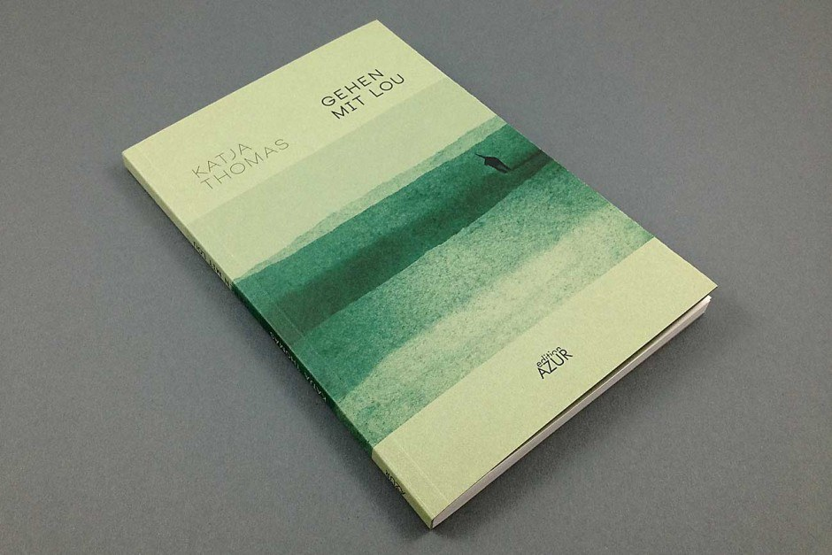 Papier Umschla: Materica Verdigris, 250 g/qm (Fedrigoni Papier), Umschlag mit Klappen   Innenteil Munken Pure 130 g/qm