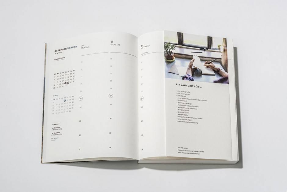 Gemeinschaftsprojekt von »LESMO Your Corporate Communication« und »Die Qualitaner Gesellschaft zur Produktion von Druckmedien«, Düsseldorf   Papier DANUBE Werkdruck 1,60 fach extraweiss, 80 gqm, geliefert von Geese Papier, Gedruckt bei Druckpartner ESSEN
