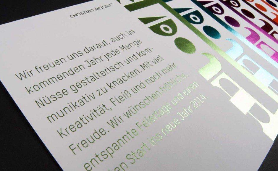 Papier Pure Colour hochweiß 715 g/qm