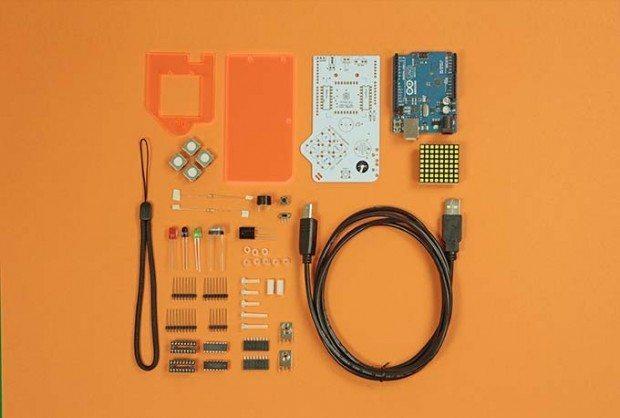 Produktdesign: DIY Gamer Kit
