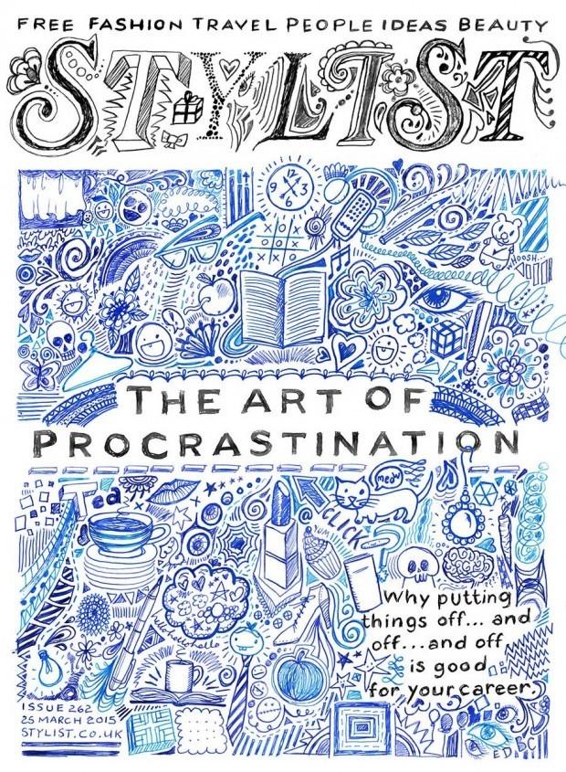 Illustration: Alles handgemacht von Sarah Coleman, http://www.inkymole.com/
