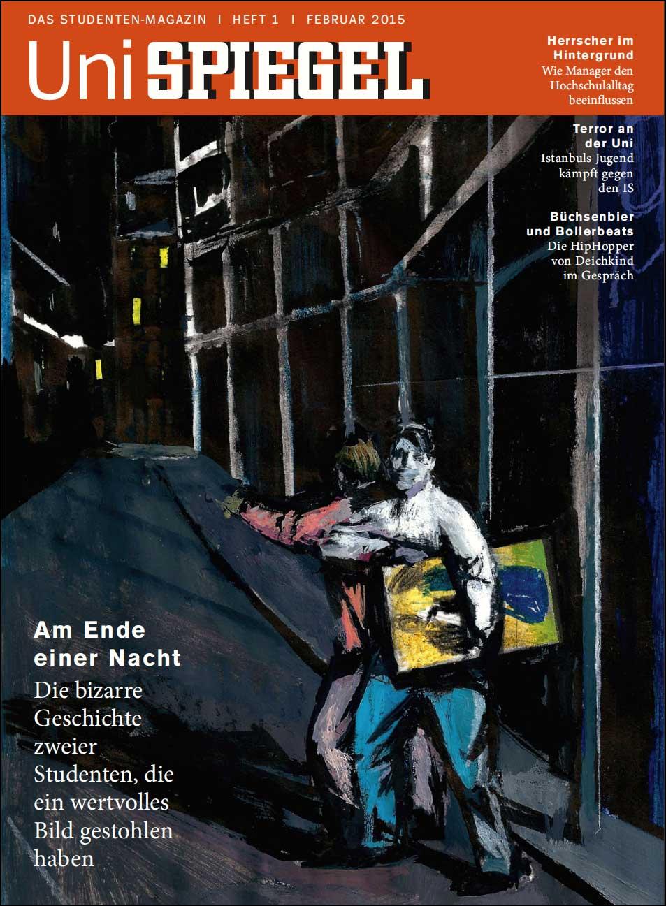 Illustration: Wie immer malerisch – Andrea Ventura, http://www.andreaventuraart.com/