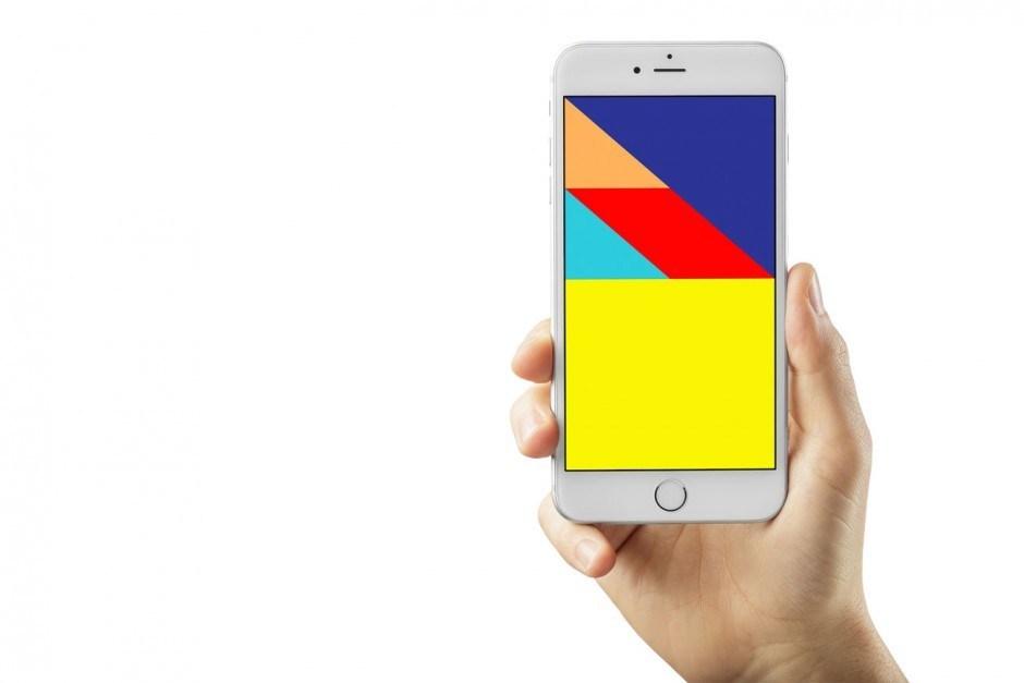 Einfach Screenshot auf Scenery-App ziehen – schon ist das gewünschte Mockup fertig