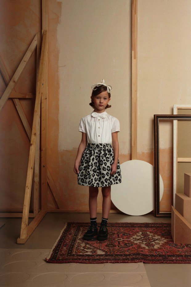 Achim Lippoth, kid's wear # 40, »collection«