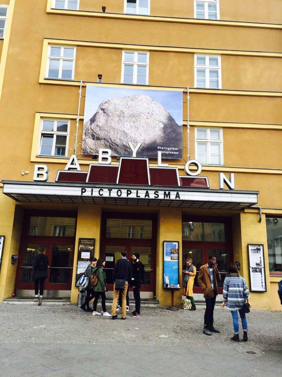 Pictoplasma Konferenz im Babylon Kino