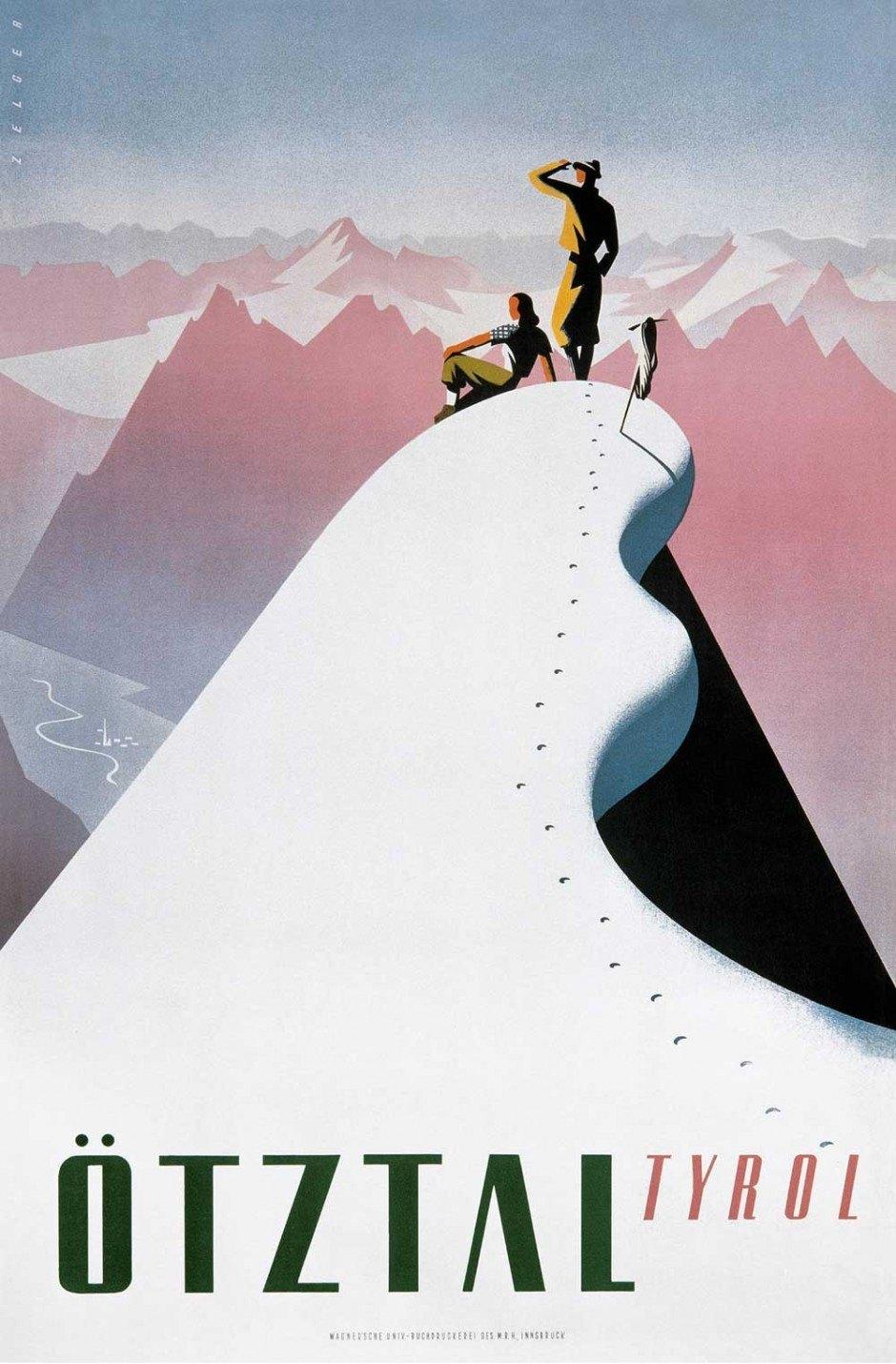 1949, Plakat, 52,8 × 83 cm, Nachlass Arthur Zelger