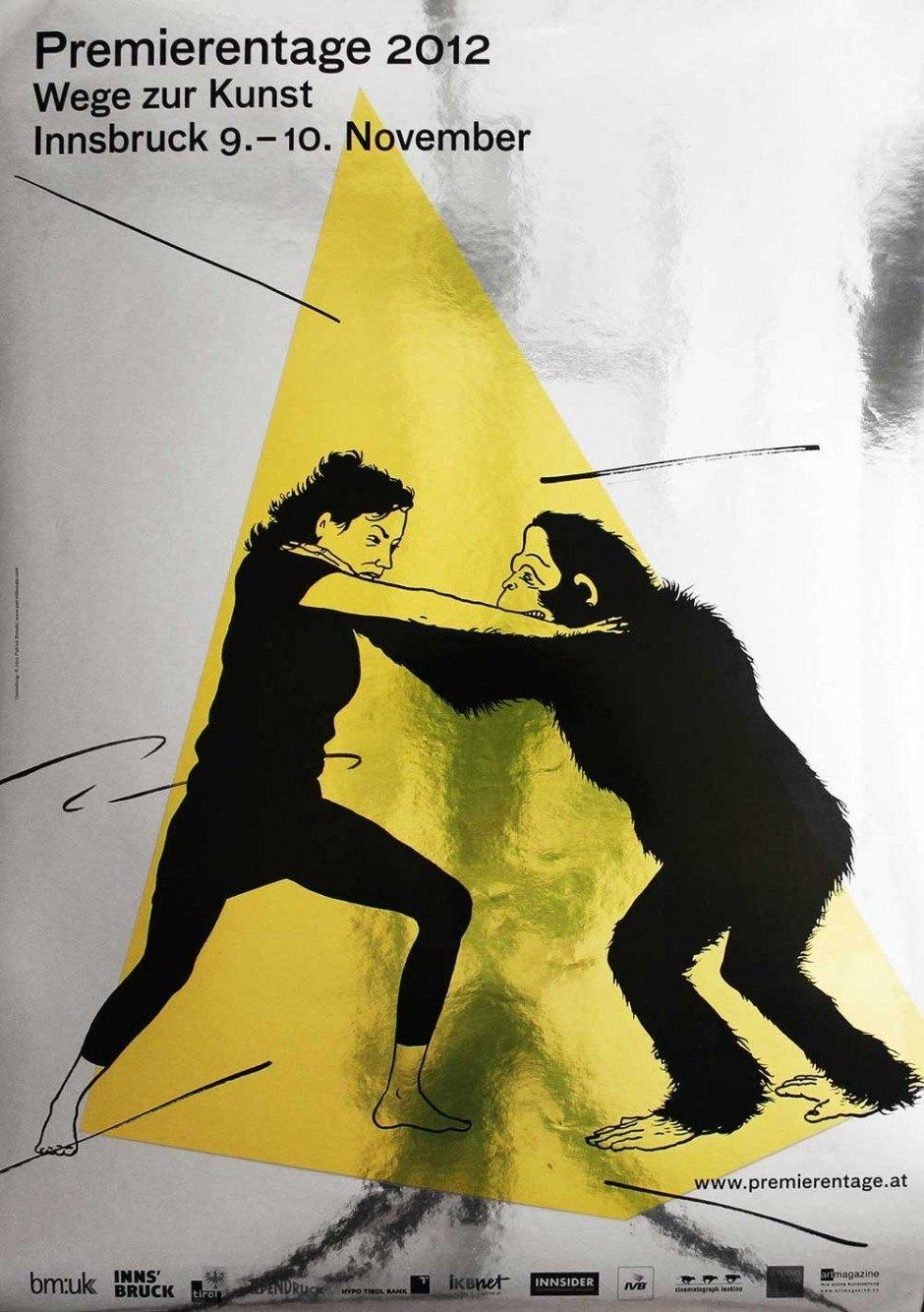 Plakat, 59,4 × 84 cm, Patrick Bonato