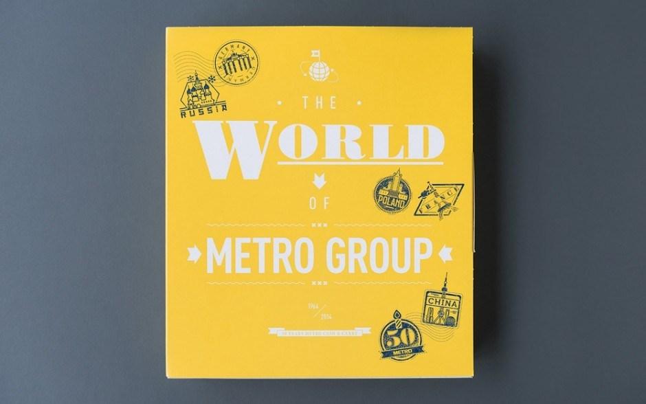 Strichpunkt für Metro