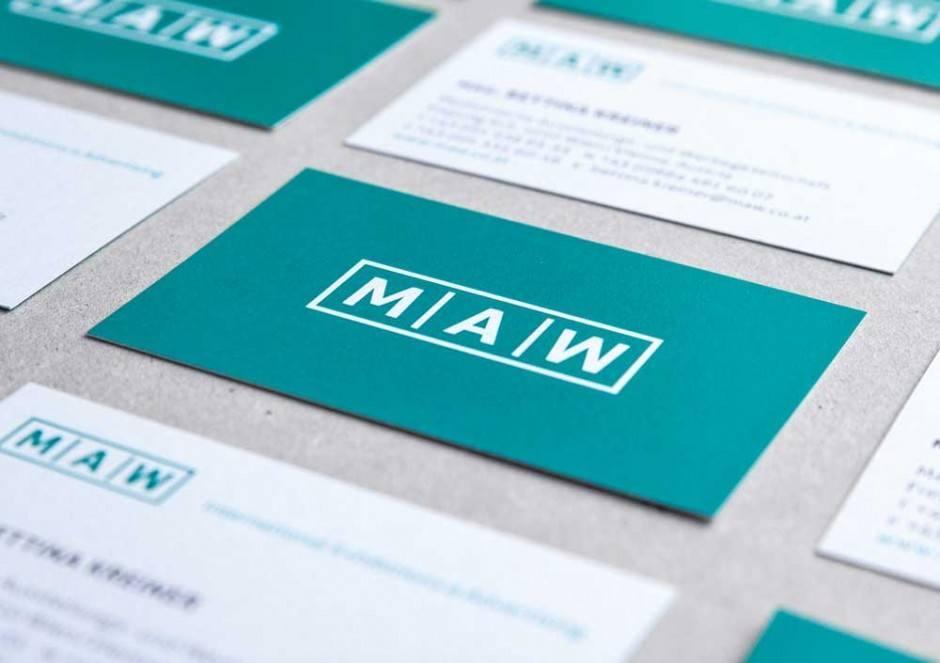Corporate Design für MAW