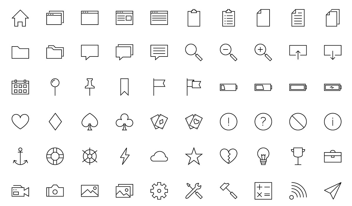 KR_linea_Icon_Set_basic_1