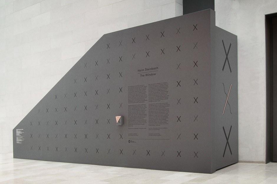 Identität für den Bereich »Contemporary Art« der National Gallery of Denmark