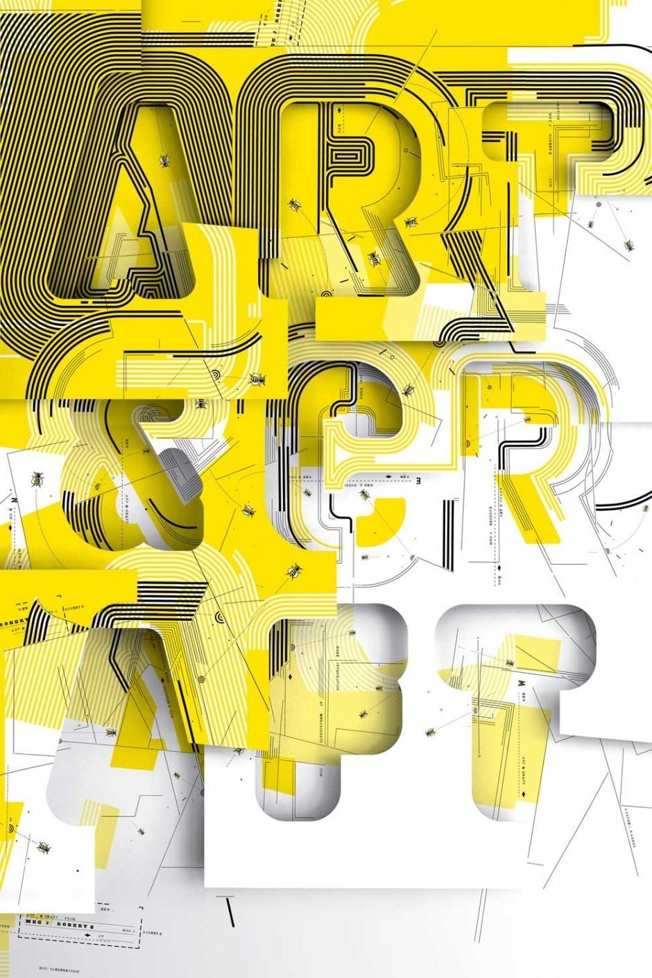 Poster für einen Schmuckhersteller, dass die Entwicklung von der Skizze bis zum physischen Schmuckstück zeigen soll
