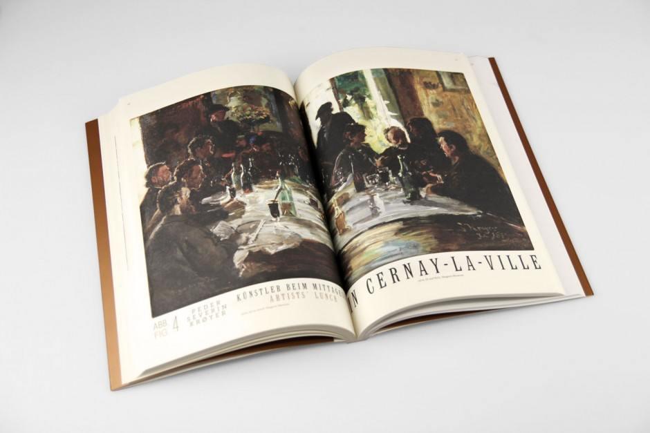 Begleitkatalog zur Ausstellung in der Staatlichen Kunsthalle Baden-Baden