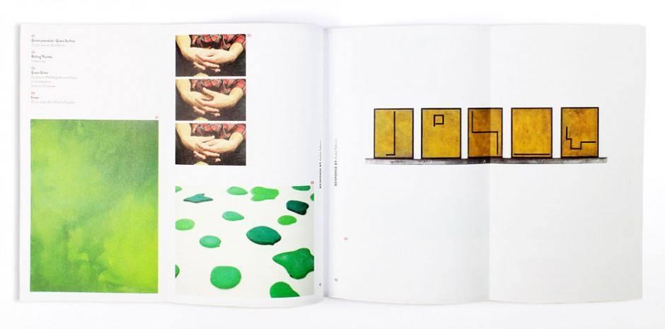 Ein Buch über den künstlerischen Prozess von Erla Haraldsdottir und Studenten der Kunstakademie der Universität Umeå, Schweden und der School of Fine Arts Reykjavik, Island