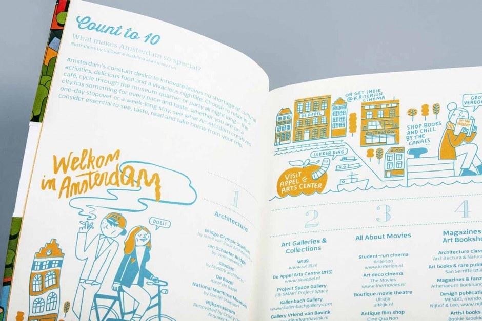 CITIx60 City Guides, Amsterdam