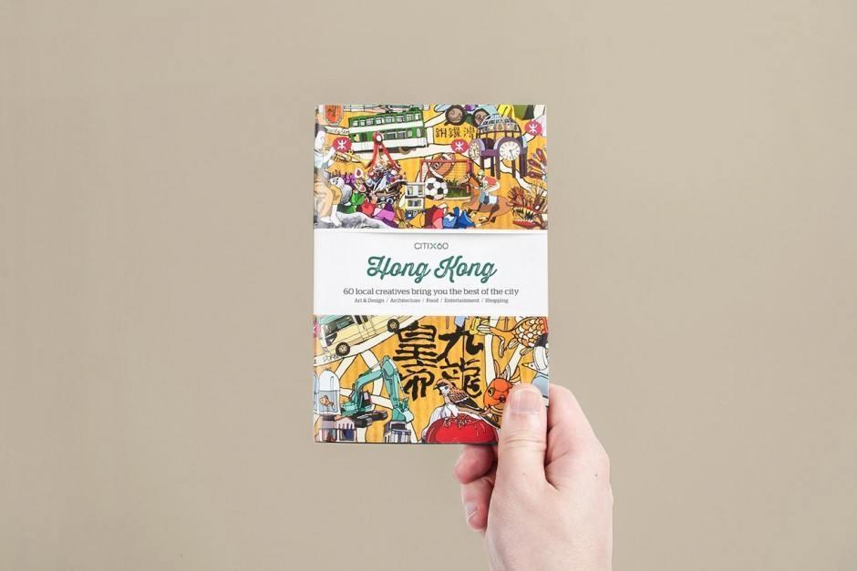 CITIx60 City Guides, Hongkong