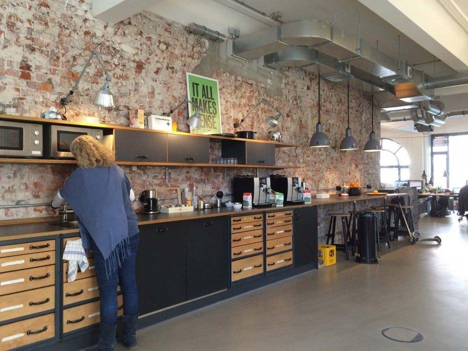 Küche in Action