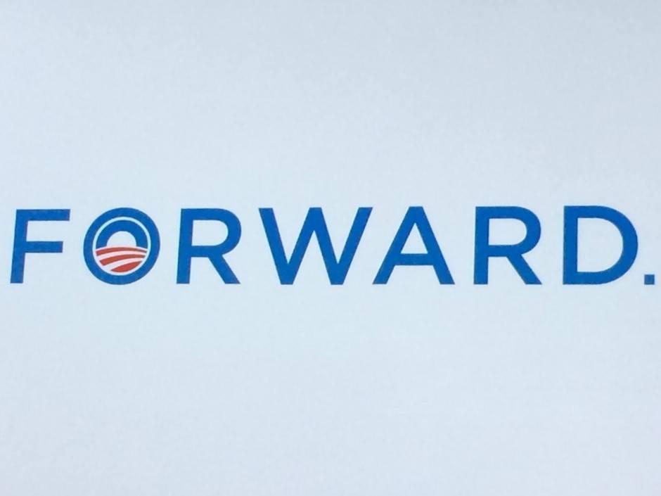 Gestaltung von Josh Higgins für die Obama Wiederwahl Kampagne