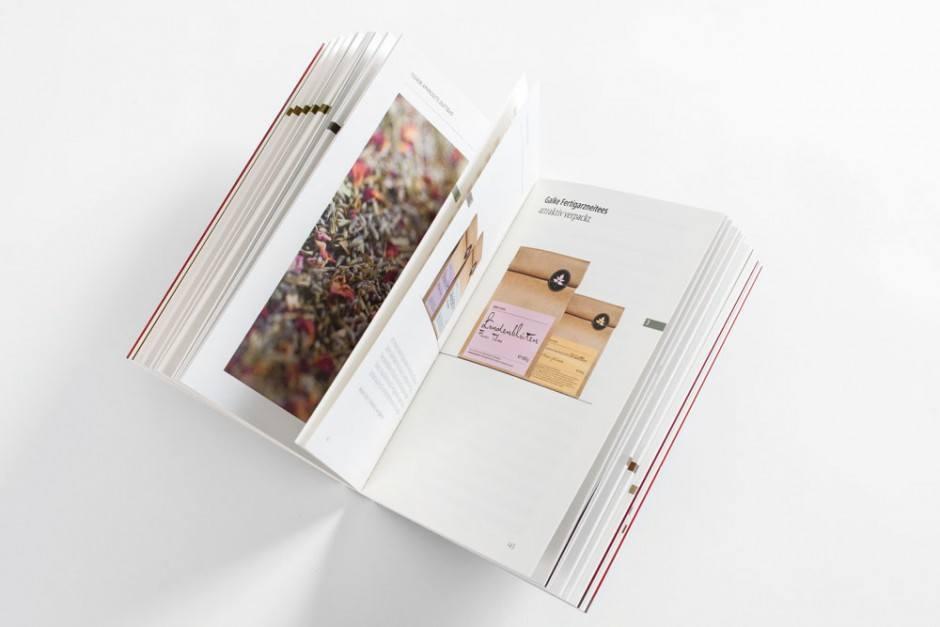 »Handbuch der Kräuter«, Alfred Galke GmbH, Agentur: Heine Warnecke Design