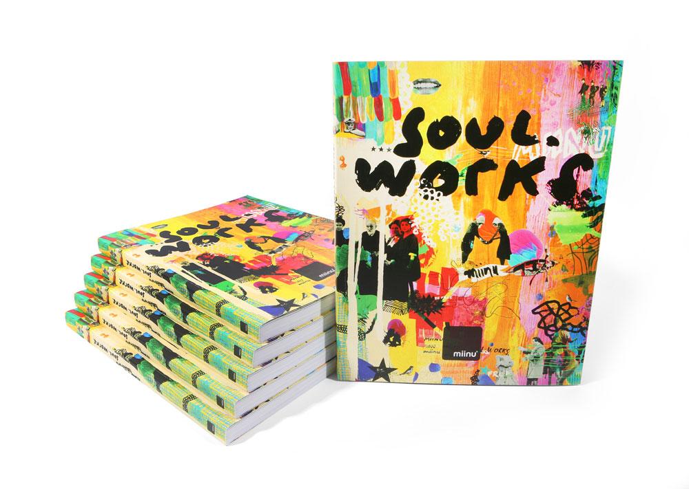 »Soul Works«, miinu, Agentur: Rocket & Wink