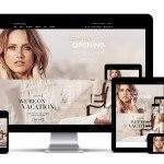 Website, Webdesign, Relaunch, comma
